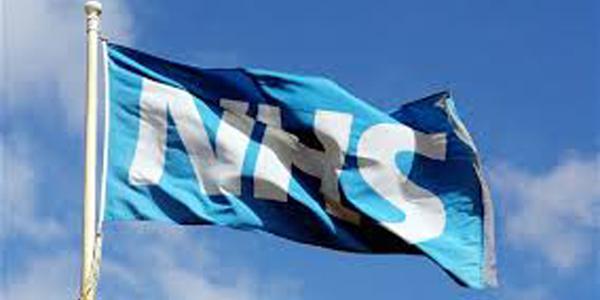 NHS-flag
