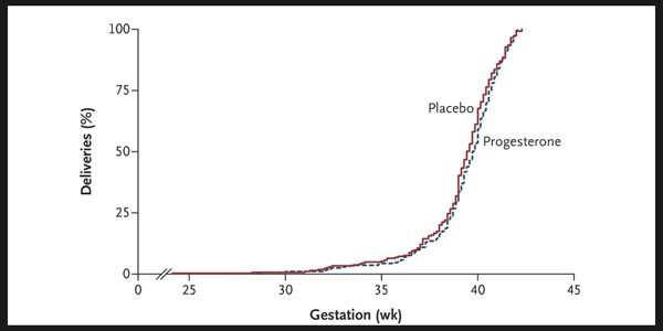 progesterone-and-placebo