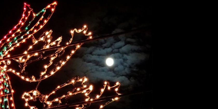 image of full-Christmas-moon