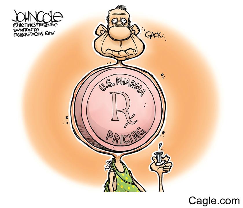 US Drug Pricing