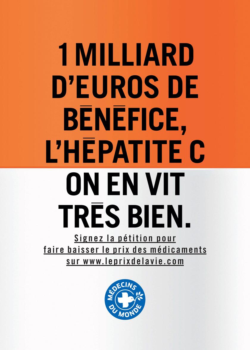Soigner l'Hépatite C, un prixexorbitant