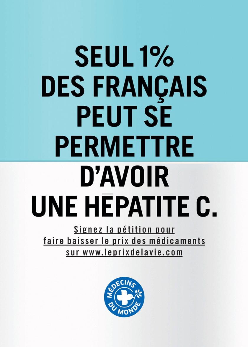 Un prix exorbitant pour soigner l'HépatiteC