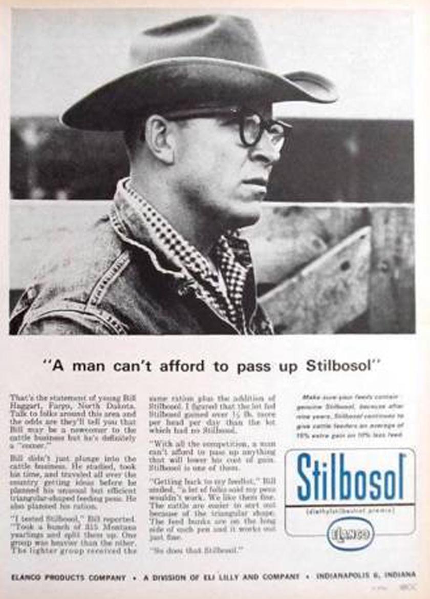 A man can't afford to pass upStilbosol