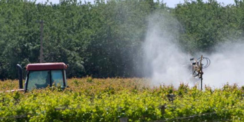 Publication du rapport sur les expositions professionnelles aux pesticides : mieux connaître et réduire les expositions