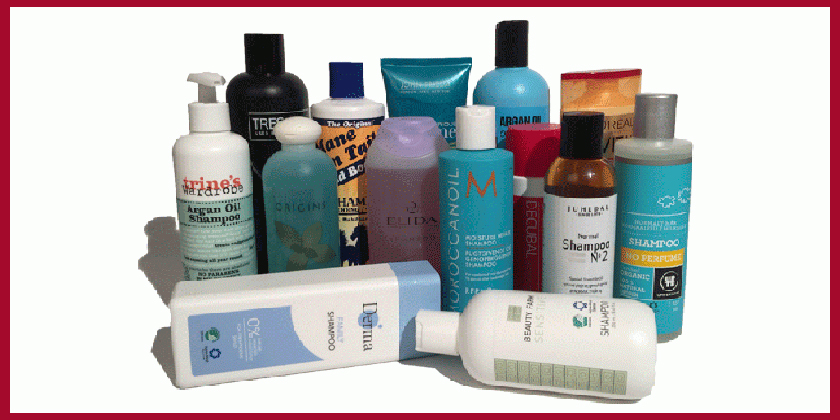 How to choose a shampoo without problematicchemicals