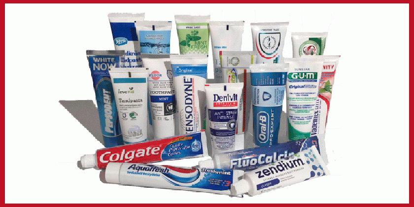 How to choose a toothpaste without problematicchemicals