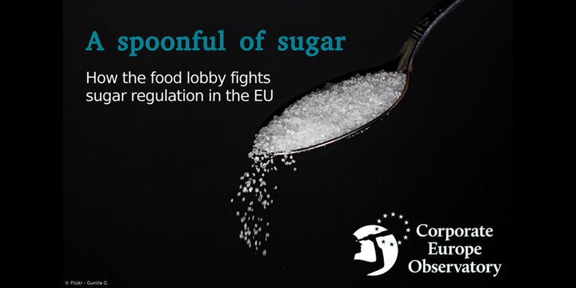 How the food lobby undermines existing laws in the EU