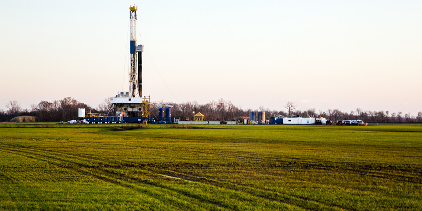 Fracking chemicals exposure linked to altered hormone levels, ovarian development