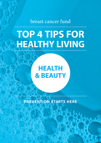 image of Healthy Living - Health and Beauty - Top Tips Card
