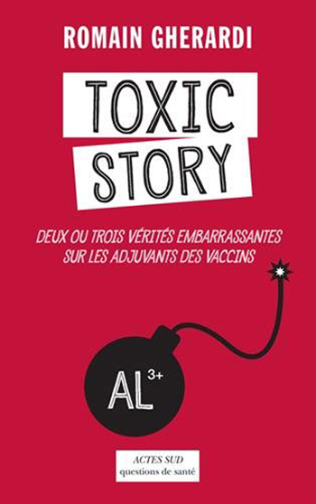 toxic-story book cover image