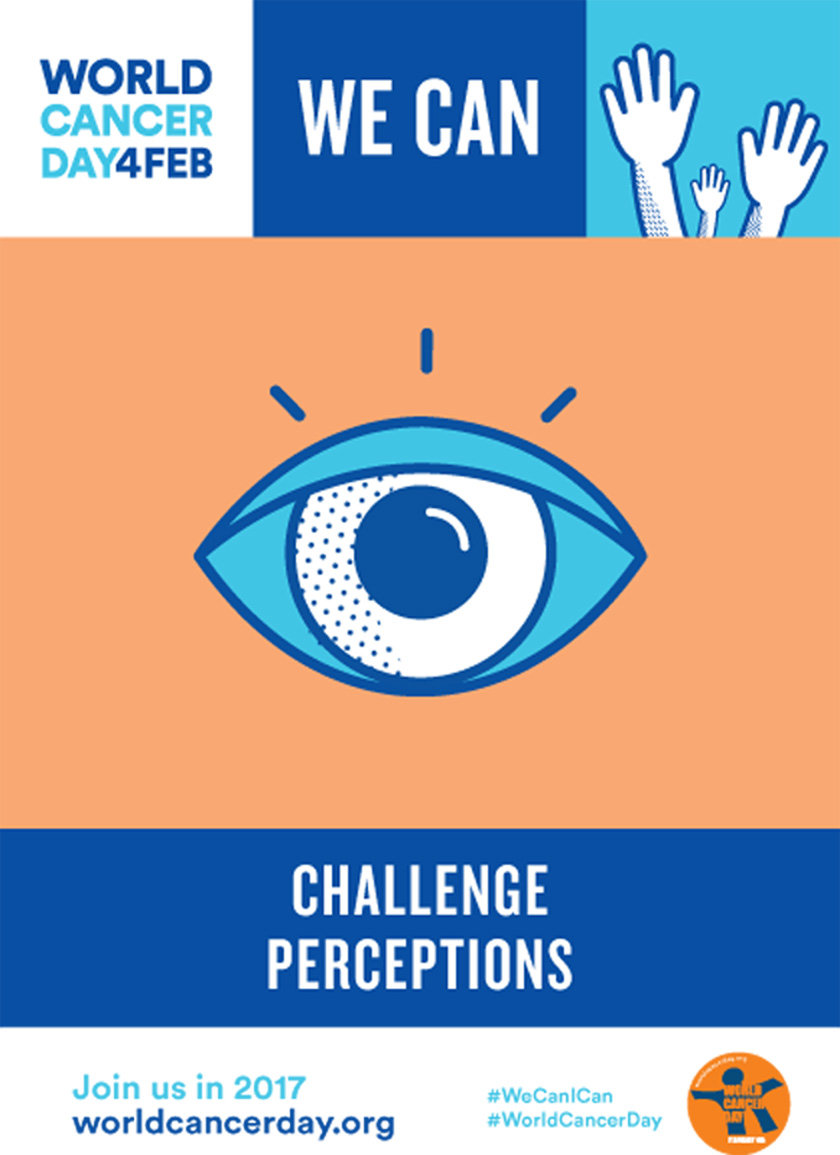 We Can Challenge Perceptions