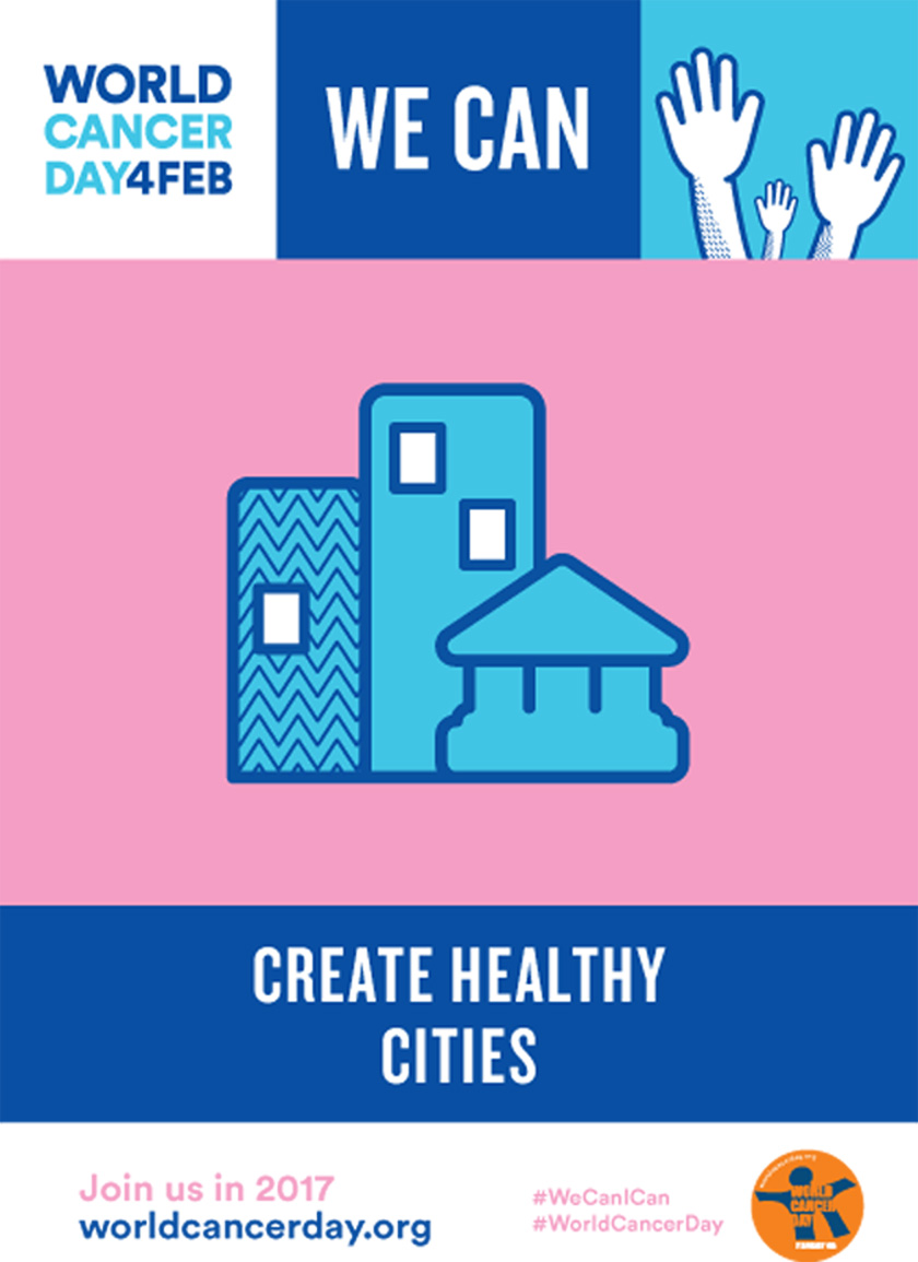 We Can Create Healthy Cities