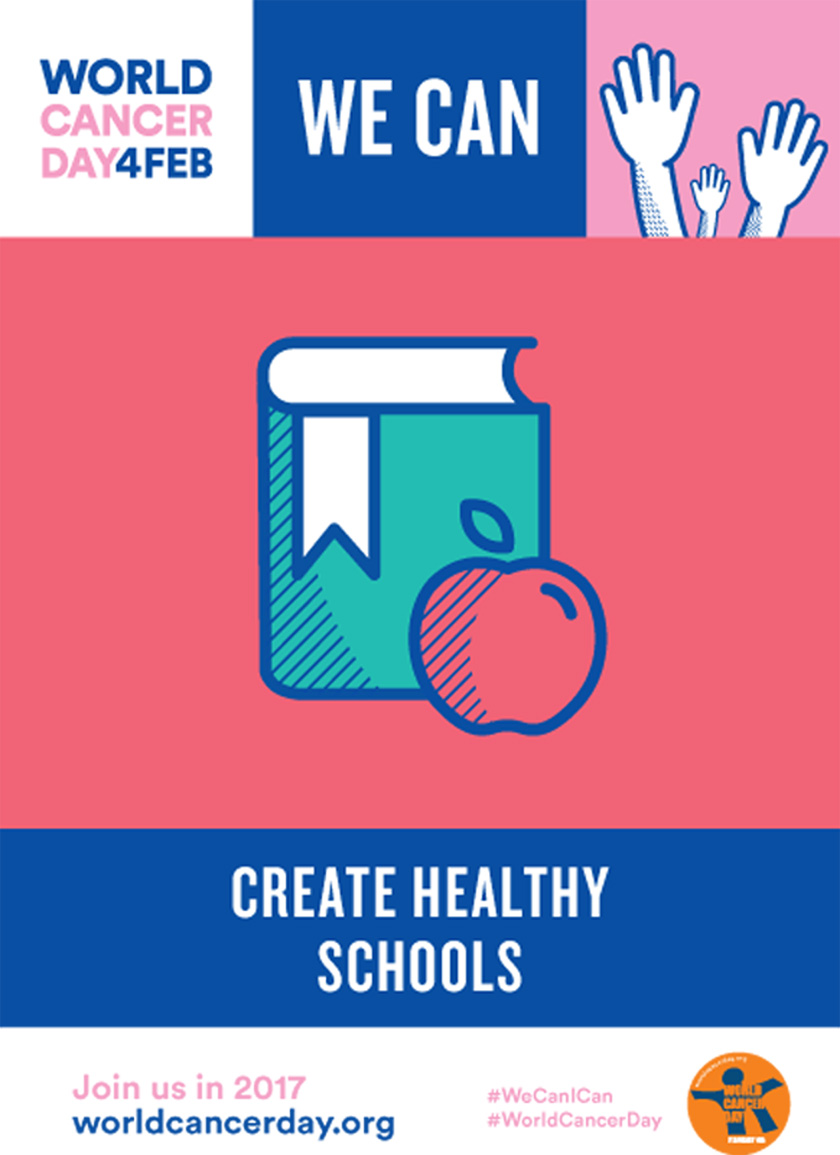 We Can Create Healthy Schools
