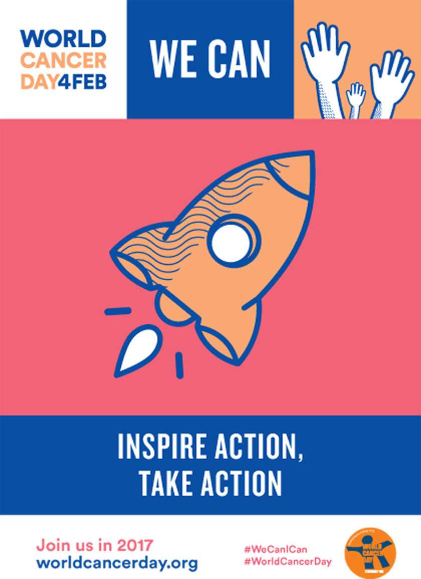 We Can Inspire Action, Take Action