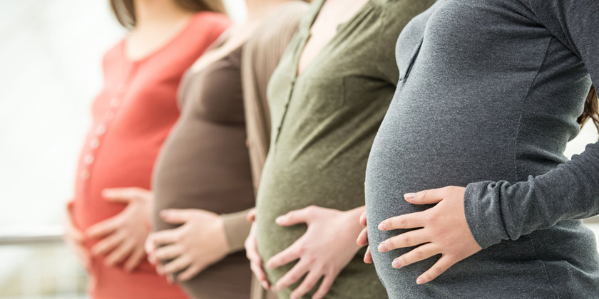Mother's diet in pregnancy may have lasting effects for offspring