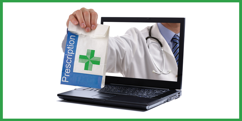 Do online pharmacies make it easy to buy many prescription drugs?