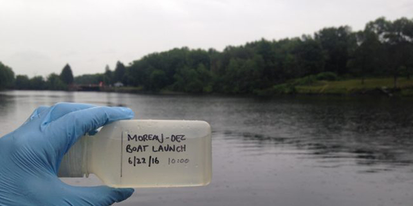 Measuring the amount of pharmaceutical pollution in ourwaterways