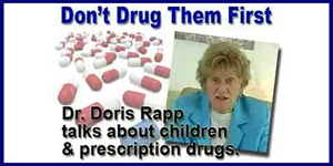 Many children with bi-polar and ADHD symptoms can be helped without the use of dangerous off-label drugs