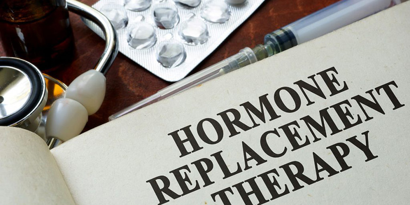 Can hormone replacement therapy increase the risk of hearing loss ?