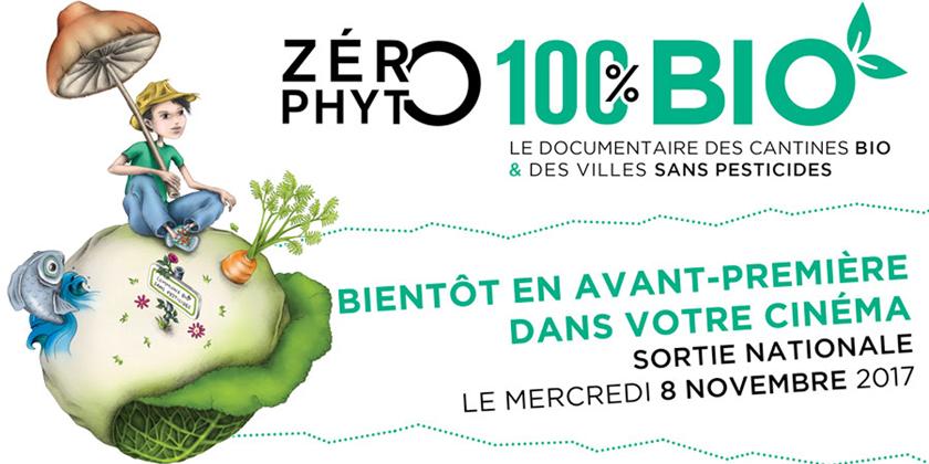 Zéro Phyto 100% Bio –Bande-annonce