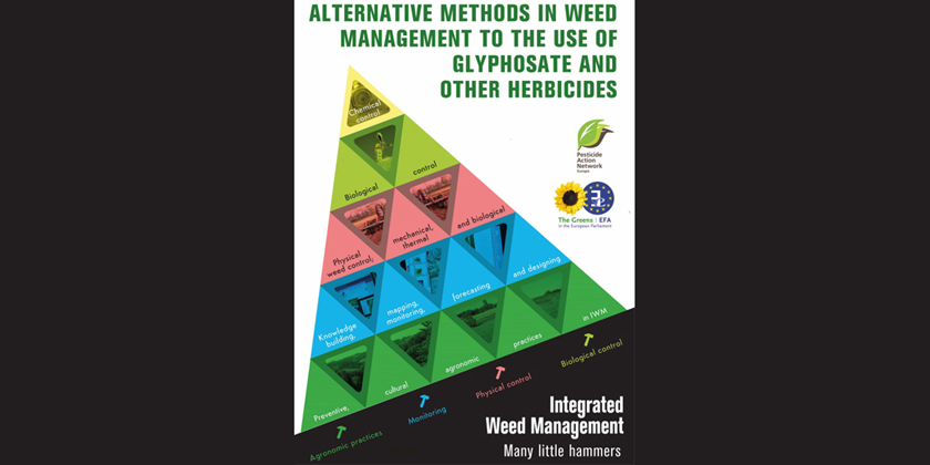image of Alternatives Methods in Weed Management to the Use of Glyphosate and Other Herbicides