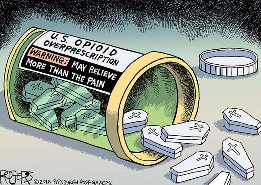 Opioid OverPrescription