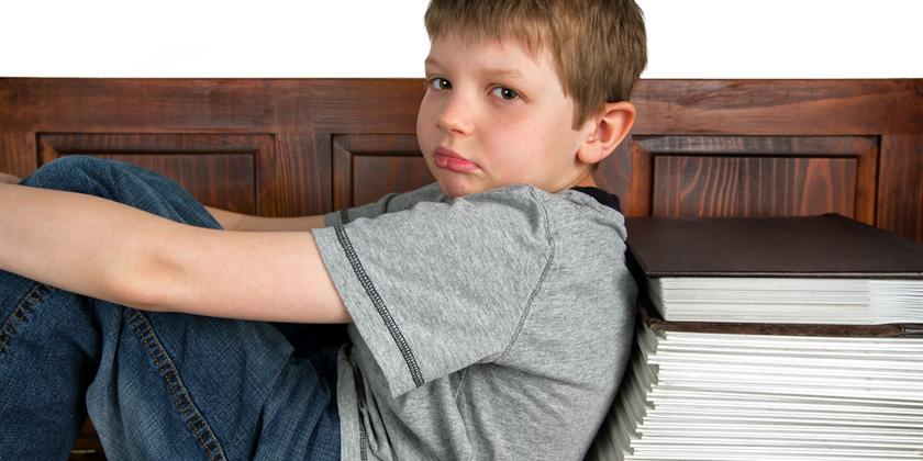 image of adhd child