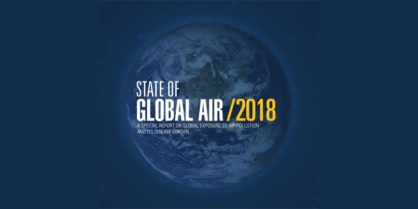 Global Exposure to Air Pollution and its Disease Burden : SOGA 2018 Report