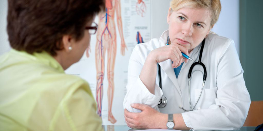 How long can U.S. doctors listen to you before they interrupt you ?