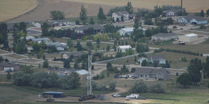 Adverse health risks increase with proximity to fracking facilities