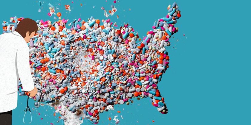 Un lien entre pharmacie et espérance de vie?