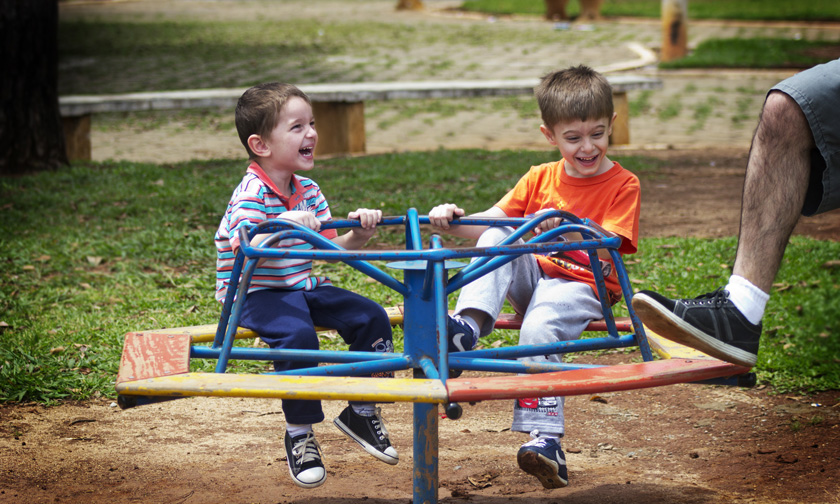 Nearly half of (Italian) playgrounds tested contaminated by pesticide(s)