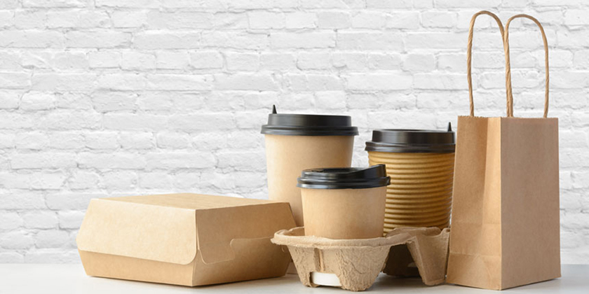 PFAS chemicals found in biodegradable food containers can leach out and build up incompost