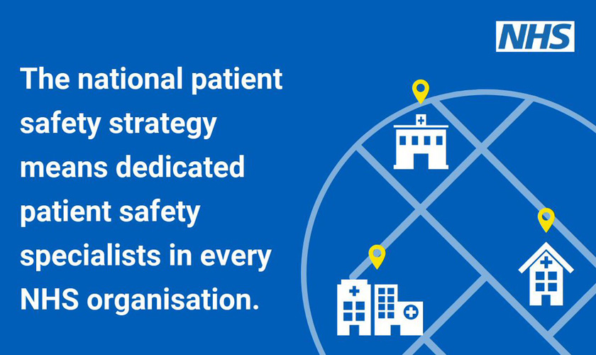 The NHS Patient Safety Strategy